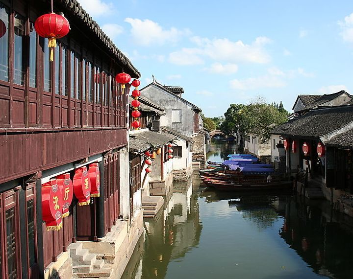 10 Days China Enjoyable Tour with Gardens & Watertown