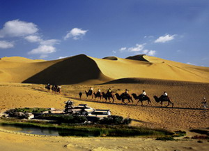 16 Days China Ancient Silk Road Adventure