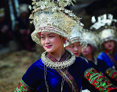 7 Days Miao and Shui Minority Culture Tour