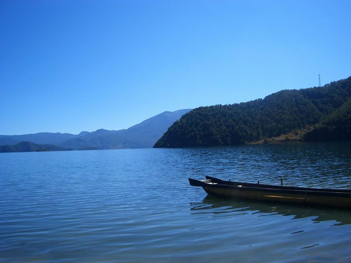 Yongning to Lugu Lake (B, L, D)