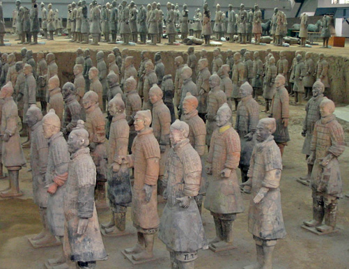 7 Days Beijing-Xian-Beijing Discovery Tour Through Time