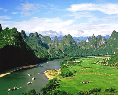 7 Days Hong Kong-Guilin-Hong Kong Tour with Wonders of