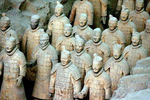 15 Days China Highlights & Yangtze River Cruise
