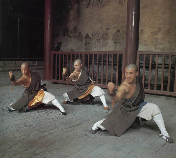 15 Days Impressing China Train Tour with Shaolin Kungfu and Yangtze Cruise