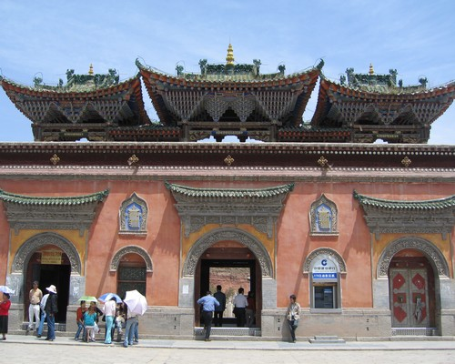 Xining to Overnight train (B, L)