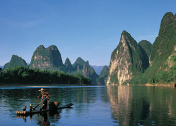 Guilin / Yangshuo / Guilin (B, L)