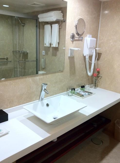 WC of Executive Suite