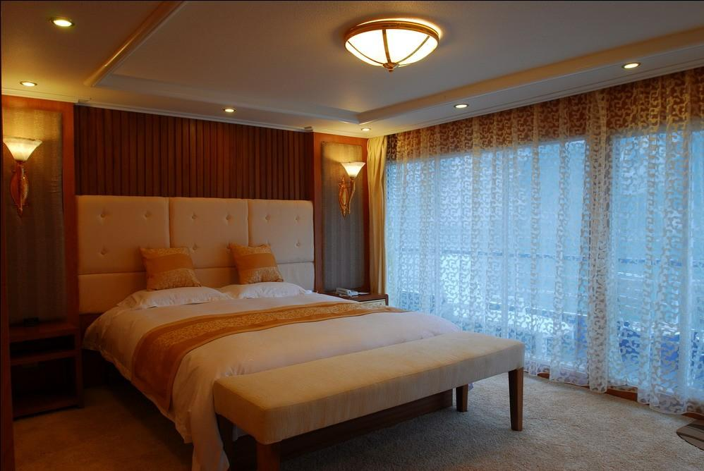 President Suite Bedroom