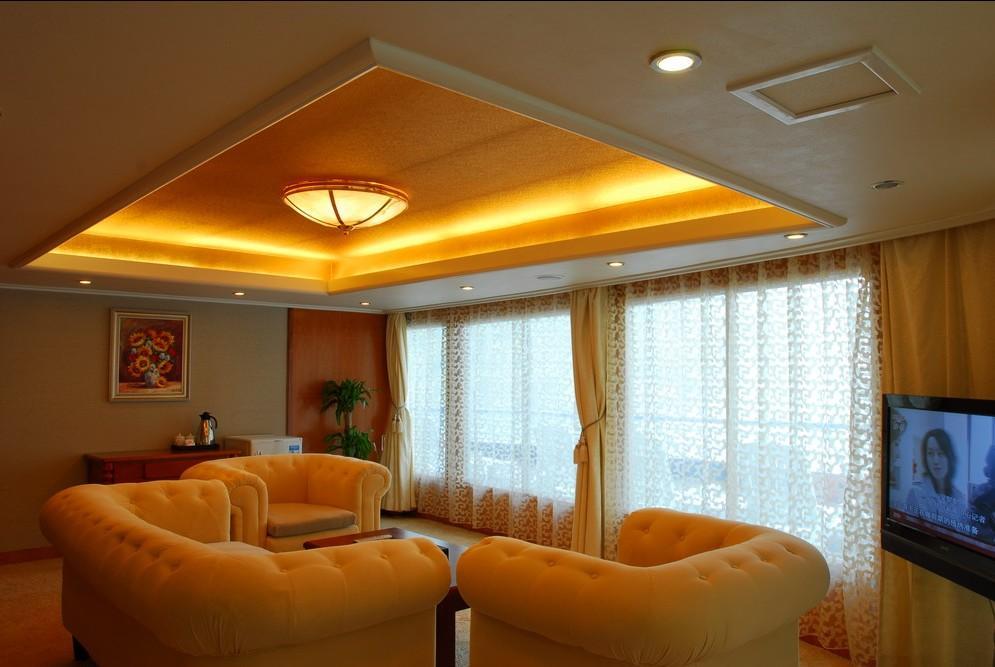 President Suite Sitting Room