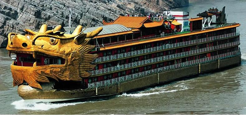 China Dragon Cruises