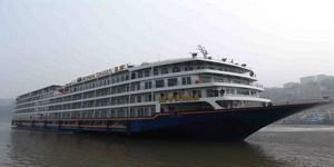 Victoria Cruises Cruise Company On The Yangtze River In China - Victoria cruises