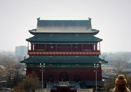 Bike tour to eastern part of Beijing, explore the intangible heritages of Old Peking