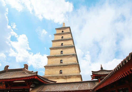 Two Days Warm Xi'an Winter Tour, Talk to the Flourishing Tang Dynasty