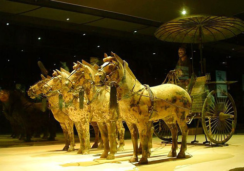 Terracotta Warriors and Horses, Xi'an
