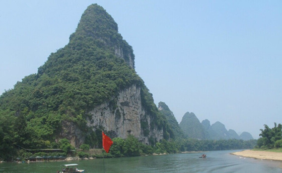 A beautiful section you may not know on Li River