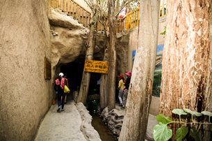Karez Well System in China's Xinjiang