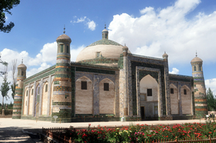 Abakh Khoja Tomb in China's Xinjiang