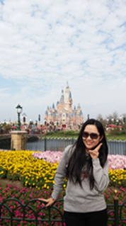 Tour in Shanghai Disneyland