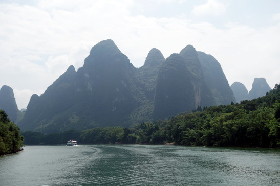 Charlie's China Tour—Li River and Yangshuo