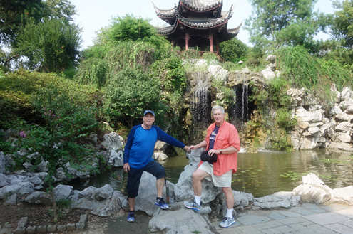 Charlie's China Tour—One Day Suzhou Tour from Shanghai