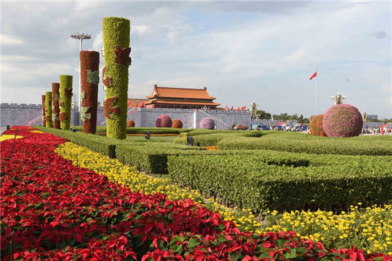 Some Scenic Spots in Beijing Temporarily Closed for the National Day Celebration