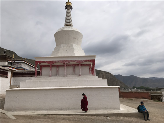 My Silk Road tour –a memorable day in Xiahe
