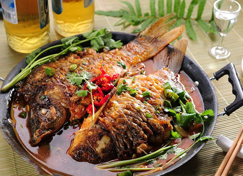 Tasty Food in Guilin -Meat & Fish Dishes