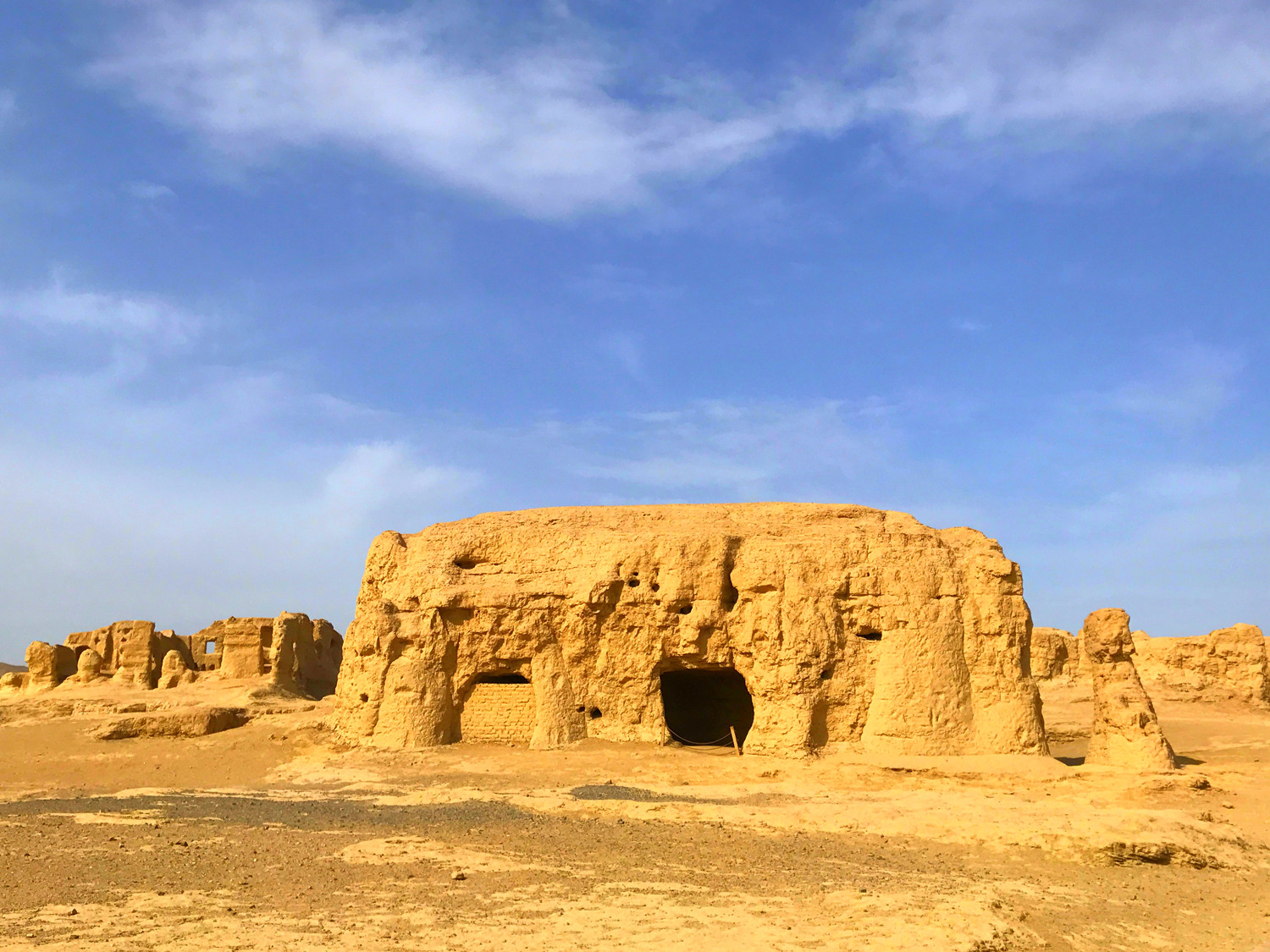 My Silk Road tour – Historic Turpan, Super Star on Silk Road