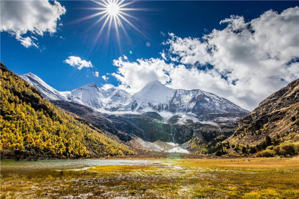 """The most beautiful place"" selected by Chinese National Geography –you cannot miss"