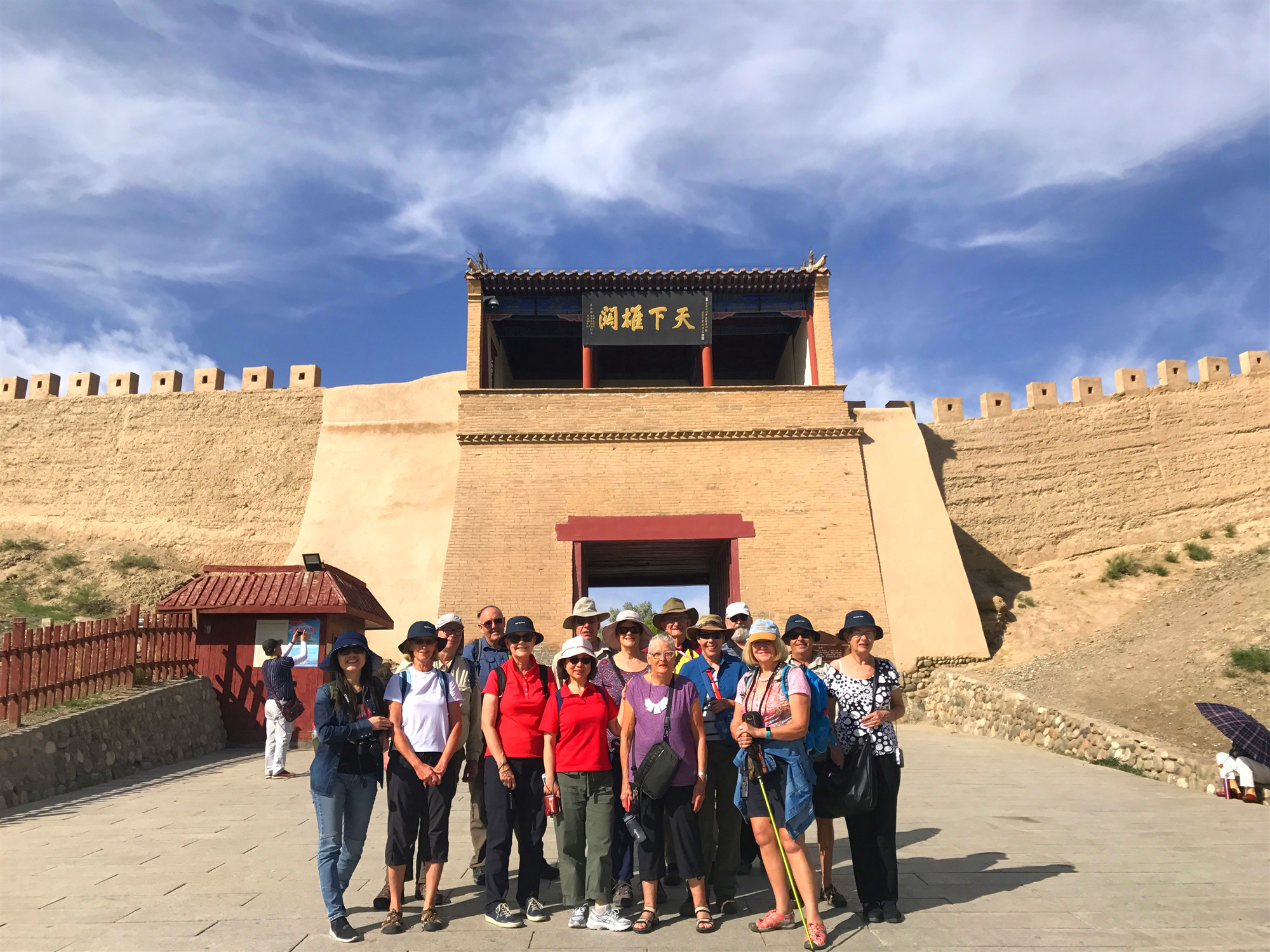 My Silk Road tour – Highlights of Jiayuguan