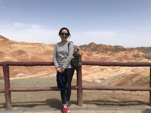 My Silk Road tour – Buddha & Danxia Zhangye