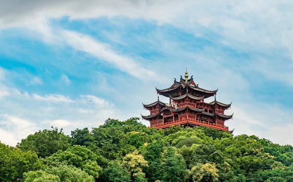 Chenghuang Pavilion