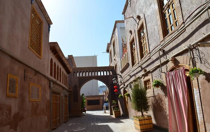 Kashgar Old Town Kashgar Old City