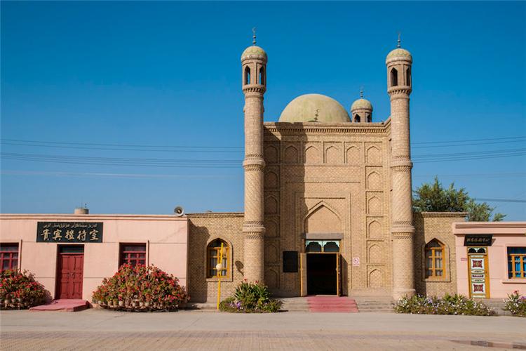 Kucha Palace