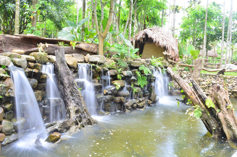 Binglang Valley Sanya Sanya Attraction