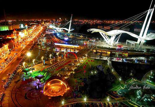 Tianjin Haihe River Bund Tianjin Tianjin Attraction