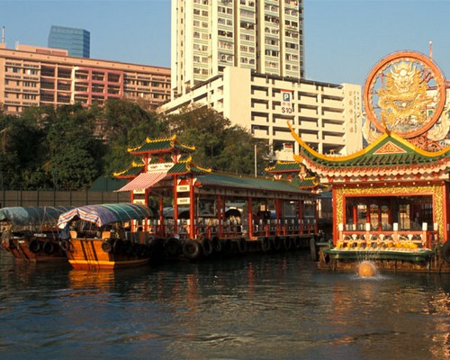 , Hong Kong Tours, China Tours