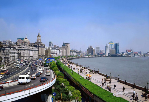 The Bund,Shanghai Tours,China Tours