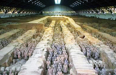 Terra-cotta Warriors and Horses,Xi'an Tours,China Tours