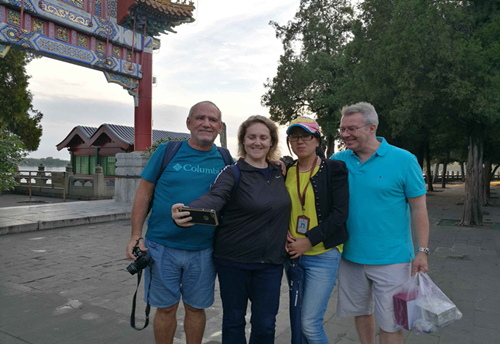 Tour in Beijing