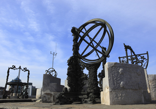 Astronomical-Instruments-of-Beijing-Ancient-Observatory