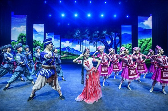 The Romantic Show of Guilin