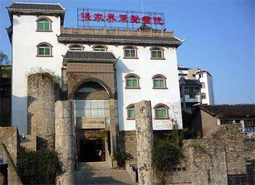 Lijunsheng Sandstone Painting Museum