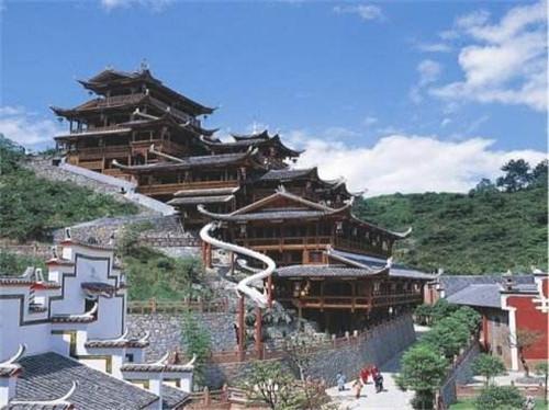 Zhangjiajie Tujia Folk Garden