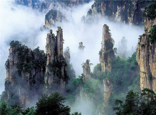 5 Days Zhangjiajie In-depth Tour