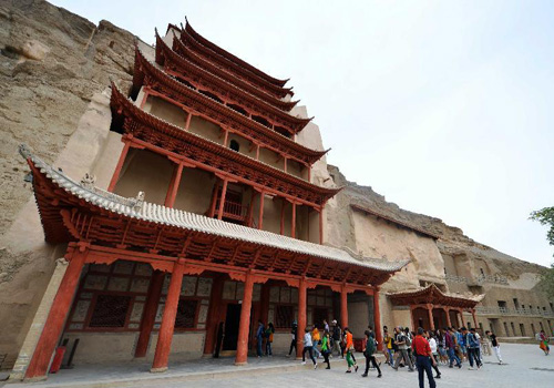 Mogao Grottoes reopens after largest-ever preservation