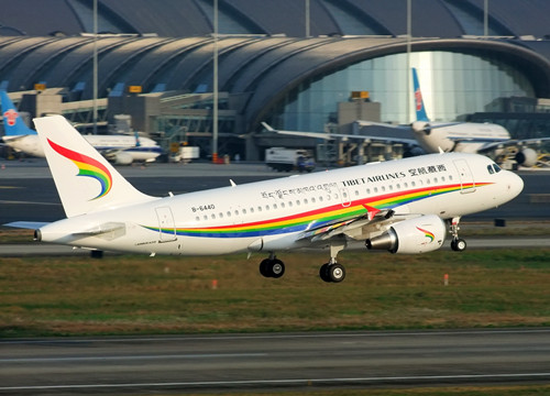 Tibet Airlines in China to open two new air routes