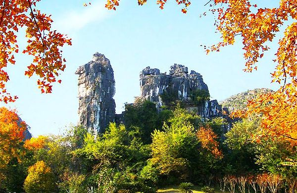 One day Classic Guilin City Tour