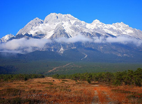 Jade Dragon Snow Mountain,Lijiang Tours,Yunnan Tours,China Tours