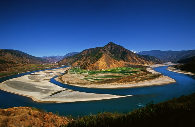 Tiger Leaping Gorge Tige, Lijiang Tours, Yunnan Tours, China Tours